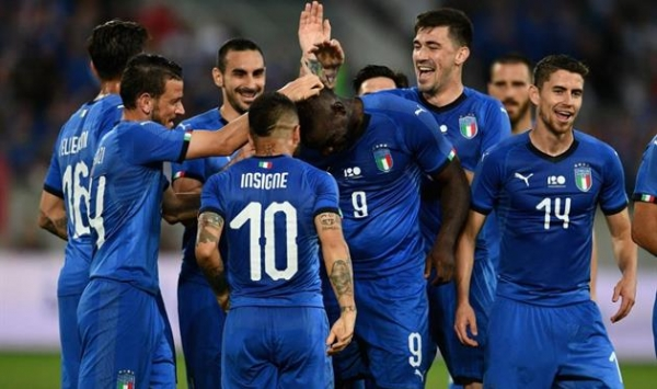 Италия — Саудовская Аравия 2:1 Видео голов и обзор матча