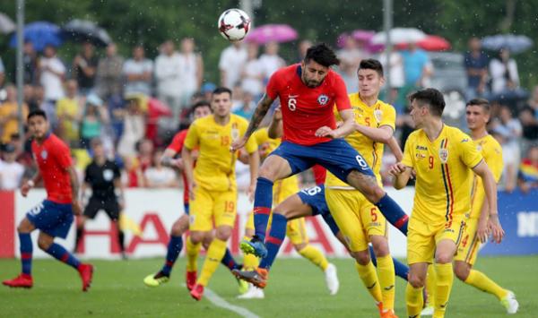 Румыния — Чили 3:2 Видео голов и обзор матча