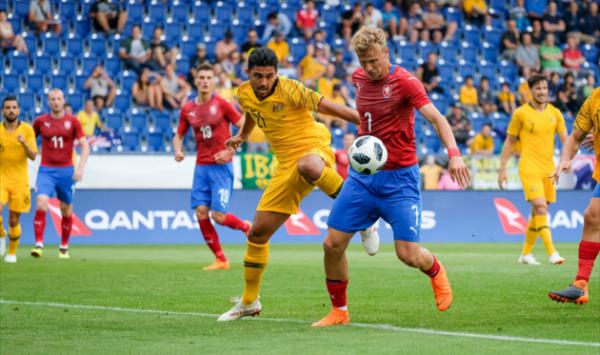 Австралия — Чехия 4:0 Видео голов и обзор матча