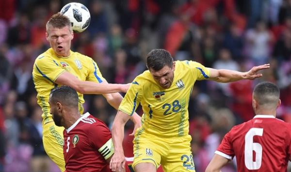 Марокко — Украина 0:0 Обзор матча