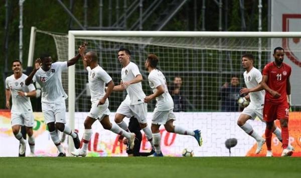 Португалия — Тунис 2:2 Видео голов и обзор матча